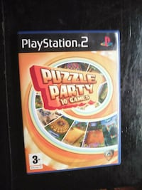 PS2 Puzzle party.10 games Barcelona, 08003