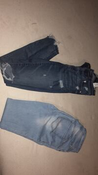Garage jeans/ ripped jeans  London, N6E 3A4