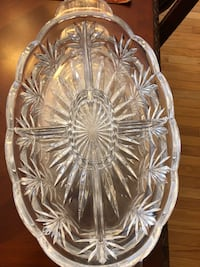 crystal Royal 3 snack trays  Frederick, 21704