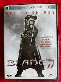 BLADE DVD: Platinum Series Ashburn, 20147