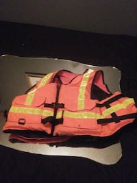 Life jacket extra extra extra large glow in the dark Louisville, 40272