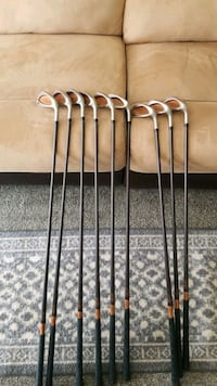 Taylor made oversize burner irons 2-wedge.