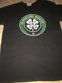 Flogging Molly T-shirt, size adult Sm