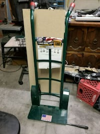 1000lbs dual handle hand truck Henderson, 89015