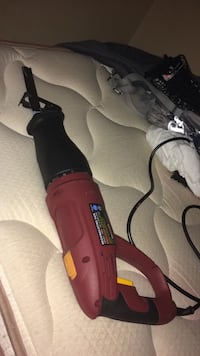 red and black corded power tool Columbus, 43223