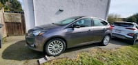 2012 Ford Focus 4 Door Hatch Titanium