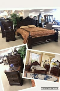 5PC Charlotte Bedroom Set! Houston, 77020