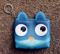 Brand new cartoon leather purse  40 km