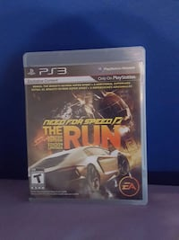 ps3 need for speed the run game Wauconda, 60084