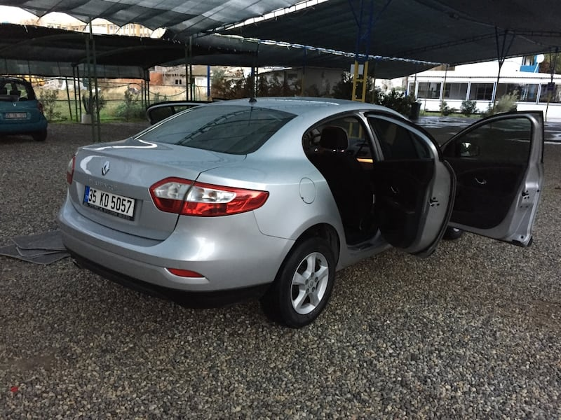 2013 Renault Fluence JOY 1.5 DCİ 90 BG 5