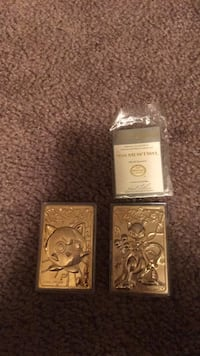 23k gold plated pokemon cards Middletown, 17057