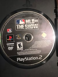 MLB 08: The Show (PS2)-used Jonestown, 17038
