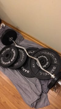 Weights selling both  Kentwood, 49512