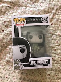 FUNKO POP MOVIES THE MUMMY VINYL FIGURE 434 NEW IN BOX SEALED PACKAGE Los Angeles, 91604