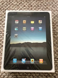 Apple iPad 1st Generation Box Only 32GB, Wi-Fi + 3G **BOX ONLY** 45 km