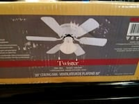 "30"" White Ceiling Fan Hagerstown, 21740"