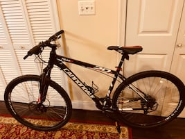 Cannondale Trail 5 Mountain Bike (L)