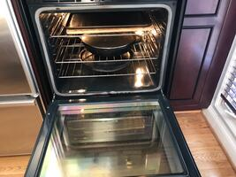 BOSCH ELECTRIC WALL SLIDE IN OVEN & FOOD WARMER.