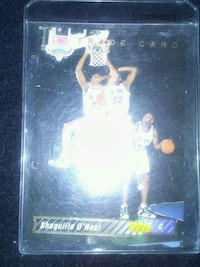 Shaquille O'Neal trading card Kitchener, N2P 2G2