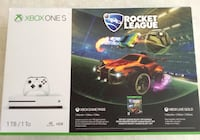 NEW! XBOX ONE S 4K BLU-RAY HDR 1 TB game system. Mesa, 85215