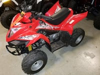 2015 Kymco MONGOOSE 70 4 Wheeler Waco