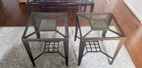 Slate and Metal Coffee Table & End Table set Fairfax