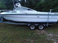 21 ft boat only.   Trailer not forsale Keystone Heights, 32656