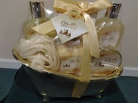 Giftsational Spa Basket - NEW! Gaithersburg