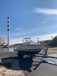 1995 20' Trophy Bayliner w/ Sea Lion Trailer-Negotiable Need gone ASAP East Northport, 11731