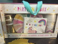 Unicorn party set for 12 guests  Richmond, V7A 3N3