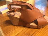 Lucky Brand Brown Sandals White Plains, 10603