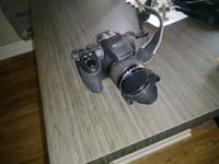black and gray DSLR camera Hamilton, L8M 2S5