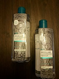 Makeup remover and facial cleaner