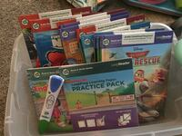 assorted Nintendo DS game cases Manitowoc, 54220