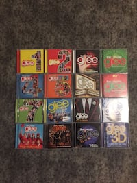 Glee Music Collection (16 CDs) Toronto