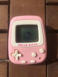 Hello Kitty Tamagotchi Nintendo originale Animale virtuale