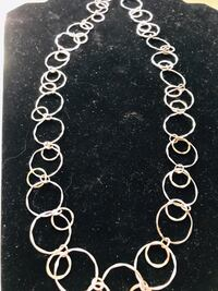 Sterling silver circle of life necklace Silver Spring, 20904