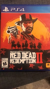 Ps4 Red Dead Redemption 2 Toronto, M1E 4E5