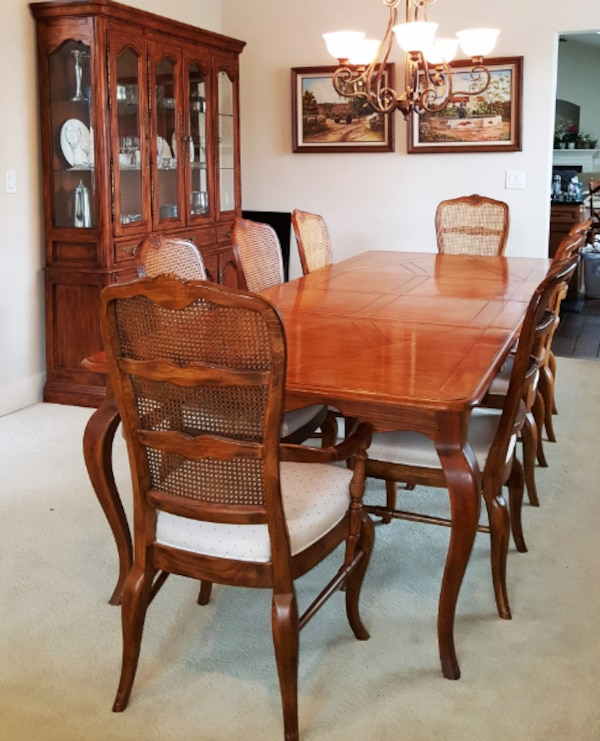 Drexel Heritage South of France Country French Formal Dining Room Set