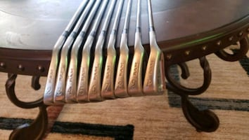 Ram Fx2 Forged Irons, 2-PW, S300 Shafts