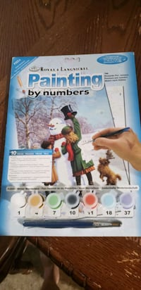 brand new paint by number  Perth County, N0B