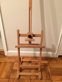 brown wooden easel Silver Spring, 20910