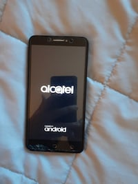 Alcatel Theater 64gb UNLOCKED GSM with charger  and cable Virginia