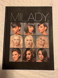 MILADY TEXTBOOK (HARDCOVER) Toronto, M9C