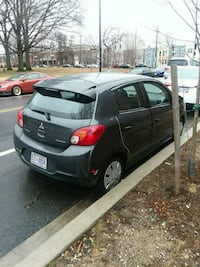 Mitsubishi - Mirage - 2014 Washington