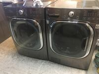 New LG Washer and Gas Dryer Set  New York, 10469