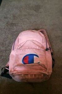 Champion Backpack Pink will be cleaned! Red Deer, T4N 0S2