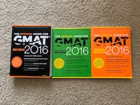 GMAT Official Guides 2016