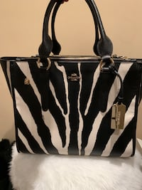 Coach purse 10/10 Brampton, L7A 2W5