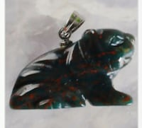 black and green ceramic figurine Grand Junction, 81501